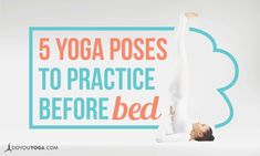 It can be hard to wind down, decompress, and get some rest after a busy day, but give your mind and a body a chance with these great bedtime yoga poses. Yoga Mantras, Yoga Meditation, Night Yoga, Bedtime Yoga, Yoga Breathing, Yoga For Back Pain, Yoga Positions, Restorative Yoga, Yoga Exercises