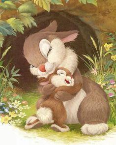 Disney Kunst, Art Disney, Disney Love, Animal Drawings, Cute Drawings, Lapin Art, Art Mignon, Bunny Art, Disney Drawings