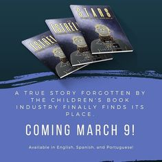 A #true #story forgotten by the #children's #book #industry finally finds a place on March 9. #Stars Over #Latin #America documents the #journey of Che Guevara and Alberto Granados across #SouthAmerica. Available for #preorder in three #languages at https://buff.ly/2FgV4A4