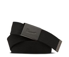 A casual yet clean belt with a twist. Literally. Because the flip side of the belt buckle also opens bottles. Small measures 37 Medium measures 42 Large measures 46