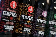 Lakewood Temptress Series via Packaging of the World - Creative Package Design Gallery http://ift.tt/1R57GrY