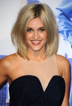 Ashley Roberts Hair