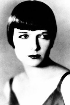 What colours did the silent screen stars really use ?- Talia Felix of The Gibson Girls Guide to Glamour shares with Glamourdaze her insights into some of the Louise Brooks, Inside The Actors Studio, 1920s Makeup, Silent Film Stars, Girl Thinking, Gibson Girl, Classic Actresses, Lost Girl, Old Hollywood Glamour