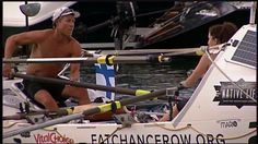 With just a rowboat and oars, one couple journey across the pacific ocean. Kohala Coast, Hawaii News, Pacific Ocean, Journey, Racing, Wrestling, Weather, Couples, Sports
