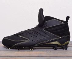 online store e9a1f 005b0 Adidas Dark Ops Freak x Kevlar Football Cleats AQ6835 MSRP 150 GT Size 12  NEW Football