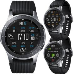 Watchmaker Watchface for Android and Tizen Casio Watch, Smart Watch, Android, Samsung, Watches, Digital, Accessories, Design, Smartwatch
