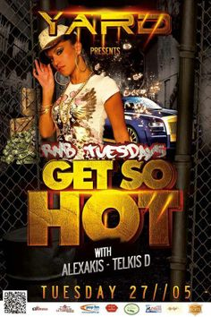 RNB TUESDAYS GET SO HOT @ YARD :: Corfu2day.com