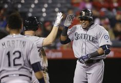 Look at that smile!! :D Mariners win!