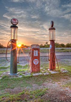Salado, Texas - Ellen Yeates. City Garage.