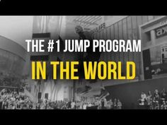 Vertical jump training