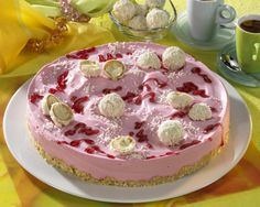 Unser beliebtes Rezept für Philadelphia-Fruchtschorle-Torte und mehr als 55.000 weitere kostenlose Rezepte auf LECKER.de.