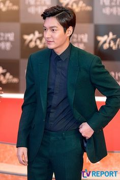"""Lee Min Ho - """"Gangnam Blues"""" Red Carpet and Showcase in Incheon - 18.01.2015"""