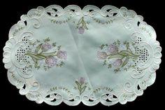 Elegant Tablecloth Placemats