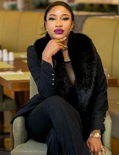 Tonto Dikeh Reacts To Adesua Etomi On Vogue Magazine Latest Ankara Styles, Vogue Magazine, Bikini Photos, Fashion Styles, African Fashion, Everyday Fashion, Actresses, My Style, Coat