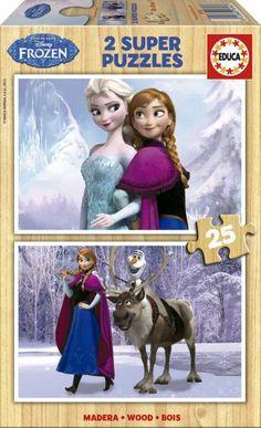 Puzzle Frozen ( Ref:  0000016162 )