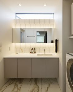 Toilet And Bathroom Design, Laundry Room Design, Small Bathroom, White Marble Bathrooms, House Rooms, Bathroom Interior, Powder Room, Interior Design, Home Decor