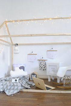 kuschelecke kinderzimmer on pinterest kuschelecke. Black Bedroom Furniture Sets. Home Design Ideas