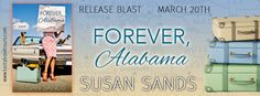 Reese's Reviews: Release Blast for FOREVER, ALABAMA by Susan Sands