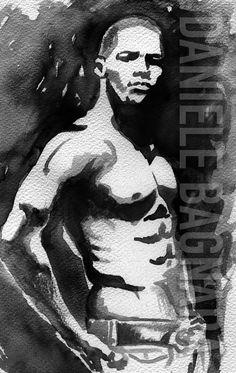 Nude Male by Daniele Bagnara