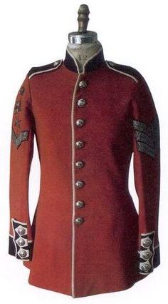 1868 pattern tunic