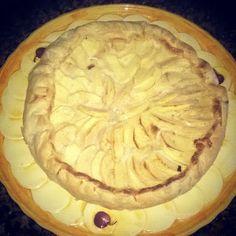 Cozinha de uma desastrada: Tarte de maçã