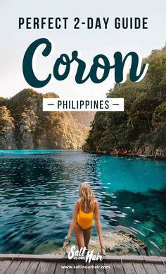 Day 1 - Coron Island Hopping Spend your first full day in Coron, Palawan on a boat exploring the stunning islands nearby. The island hopping tours are one Coron Palawan Philippines, Phillipines Travel, Voyage Philippines, Les Philippines, Cool Places To Visit, Places To Travel, Travel Destinations, Travel Things, Brunei