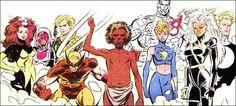 Quadrinhos: X-Men Outback (Marvel Comics) X-Men_Outback_Marvel Comics - PIPOCA COM BACON #PipocaComBacon