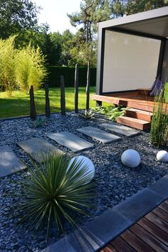 Les 52 meilleures images de Jardins modernes | Jardins ...