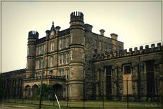 west virginia state penitentiary, moundsville,west virginia.Many notable individuals have been housed at or associated with this haunted prison. One of which was Charles Manson.