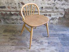Ercol Dressing Table Chair