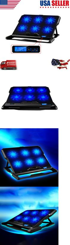 This notebook cooler made of premium material, will makes your laptop as cool as cucumber. Laptop Cooler, Passive Cooling, Laptop Cooling Pad, 17 Inch Laptop, Usb Hub, Fans, Led, Stuff To Buy, Ebay