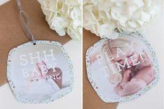 Newborn Welcome Packet | Design Aglow
