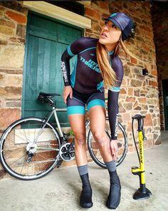 Wake Up. Go Ride. Look Hot. Kick Ass Custom Kit by Hyperthreads Athlete: www.instagram.com/wattage_cottage