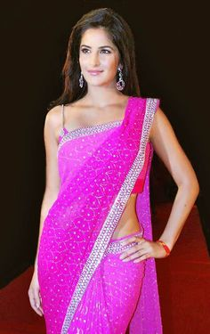 Gorgeous Katrina Kaif in Saree Hot gallery picture archive hot magazine news Indian Bollywood Actress, Bollywood Saree, Beautiful Bollywood Actress, Most Beautiful Indian Actress, Beautiful Actresses, Bollywood Girls, Bollywood Celebrities, Katrina Kaif Images, Katrina Kaif Hot Pics