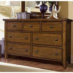 Aspen Home Cross Country Dresser