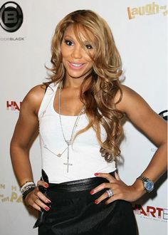 Tamar Braxton - a boss bitch! She makes me LOL Get Your Life!!