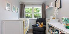 19-month-old Lachie's nursery is a beautiful sun-filled bedroom, painted in Resene Half Rakaia. http://www.habitatbyresene.co.nz/cam-and-deb-turn-basic-beautiful