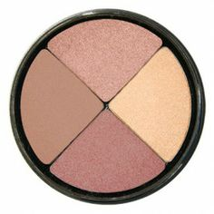 perfect bronzer- glominerals shimmer brick in luster. can also double as eye shadow!