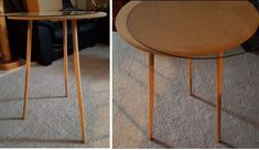 """As some of you may know I had a table fail a few weeks ago and it turned out to be my favorite ever table when I painted it with a """"Parisian"""" design.  Well, my…"""