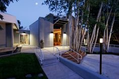 The Aspen Institute's Paepcke Memorial Building at the Aspen Meadows Resort