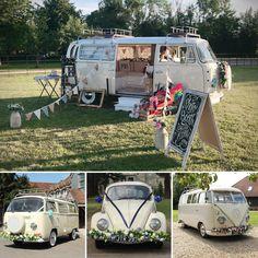 Wedding Car | Car for bridal party | Groomsmen's Car | Campervan Photobooth Combi Vw, Wedding Hire, S Car, Vintage Weddings, East Sussex, Vw Camper, Campervan, Surrey, Groomsmen