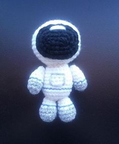Astronaut Amigurumi Crochet Pattern Crafts