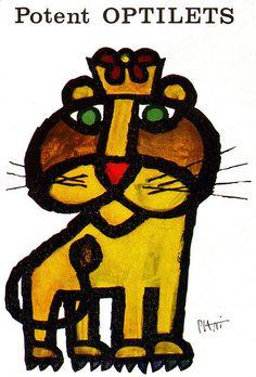 Celestino Piatti Illustration