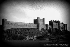 Castle Bamburgh Northumberland www.lindisfarnecottages.co.uk