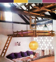 Ain't it cool?   Beds You Climb In, Both Interesting And Space-Efficient   www.homedit.com