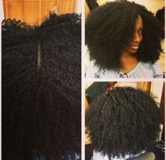Crochet Braids | 29 Awesome New Ways To Style Your Natural Hair