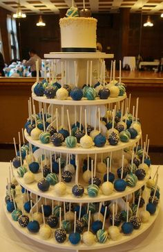 Cake pop cake without the sticks? @Jodi Wissing Wissing McAuley @Marg Thalmann Thalmann Reynolds
