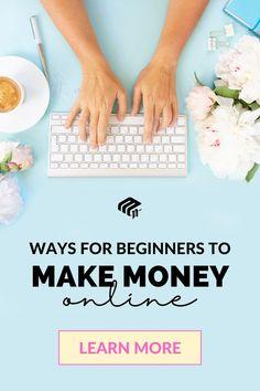 Make Money Now, Ways To Earn Money, Earn Money From Home, Make Money Blogging, Make Money Online, Legit Work From Home, Work From Home Tips, Best Small Business Ideas, Make Money Writing