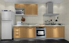 Free 3D Kitchen Design Planner