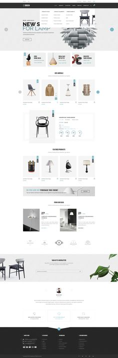 Eren Template is PSD Multi-purpose Ecommerce Template. All Layers and Groups are organized properly, So it takes you a moment to find necessary layer and edit it. It is a modern and clean PSD templ...